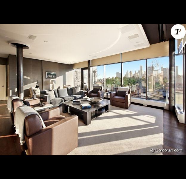 Le chanteur Jon Bon Jovi a vendu son sublime appartement de New York pour la somme de 37,5 millions de dollars.