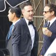 Exclusif - Mariage de David Arquette et Christina McLarty à Cicada, Los Angeles, le 12 avril 2015.