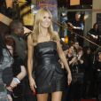 "Heidi Klum - Soirée ""America's Got Talent"" Saison 10 à Newark, le 2 mars 2015."