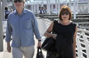 Alan Rickman (Harry Potter) : Enfin marié, après 40 ans de vie à deux !