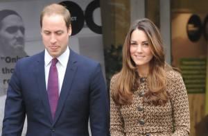 Kate Middleton et William : Surpris en plein shopping avant bébé !