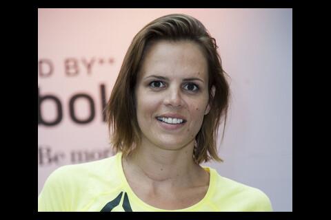 Laure Manaudou : Prof de fitness souriante pour brûler les calories avant l'été