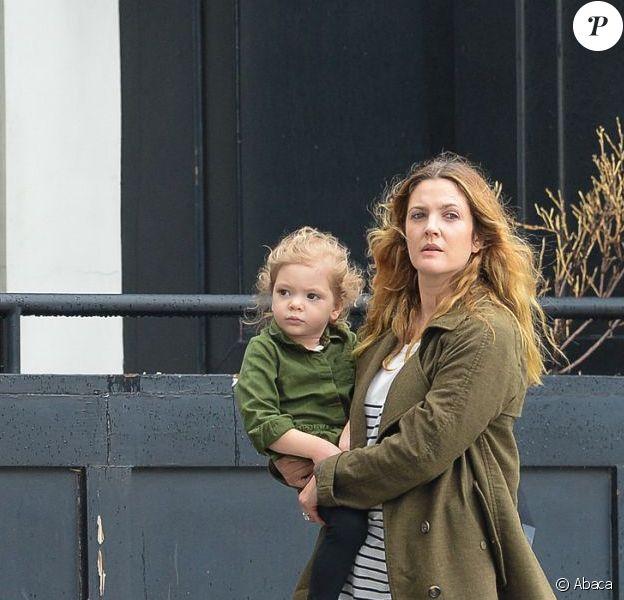 Drew Barrymore : sa fille Olive n'est-elle pas son parfait sosie lorsqu'elle était petite ?