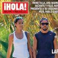 Le magazine Hola du 30 avril 2015.