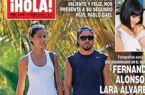 Fernando Alonso : Sa surprise à sa chérie Lara Alvarez, retrouvailles au soleil