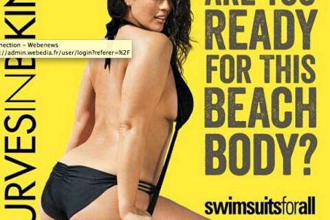 Ashley Graham: Le top aux formes généreuses se moque des codes avec sex-appeal !