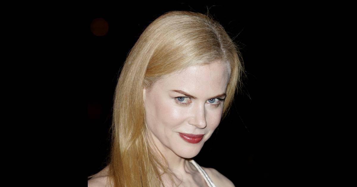 Nicole Kidman n'était pas au parfum