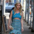 Nicky Hilton dans les rues de New York le 30 avril 2015