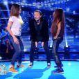 Mia Frye et Karine Ferri dans VTEP, samedi 2 mai 2015 sur TF1.