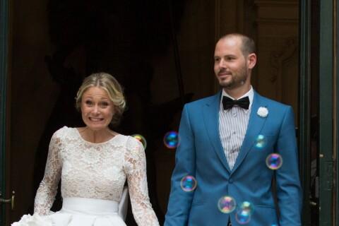 Julie Taton : L'animatrice s'est mariée à Harold Van Der Straten-Ponthoz