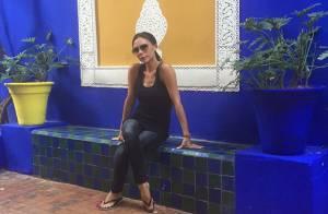 Victoria Beckham : Pause mode à Marrakech après un week-end de fête !