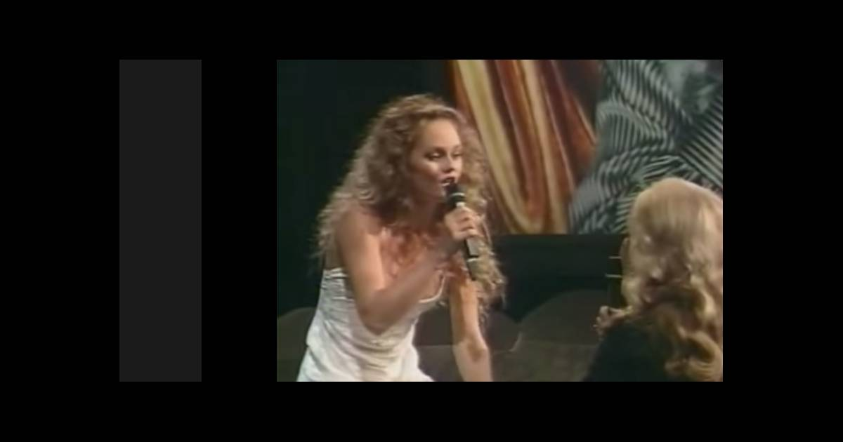 Vanessa paradis chante jean jacques goldman fake 9