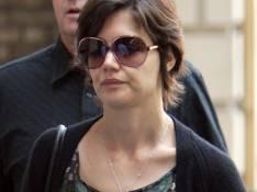 REPORTAGE PHOTOS : Katie Holmes : chiffonnée et mauvais jean... encore !