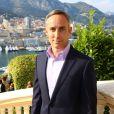 Wallace Langham - Cocktail au ministère d'état lors du 54e festival de la Télévision de Monte-Carlo. Le 9 juin 2014.