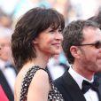 """Sophie Marceau, Ethan et Joel Coen - Montée des marches du film """"La Tête Haute"""" pour l'ouverture du 68e Festival du film de Cannes le 13 mai 2015"""