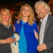 Richard Branson et ses soeurs soutiennent leur maman à Marrakech...
