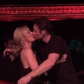 David Duchovny et Gillian Anderson : Un bisou pour les complices de X-Files !