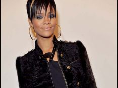 REPORTAGE PHOTOS : Rihanna, son top look... beauté mystérieuse !