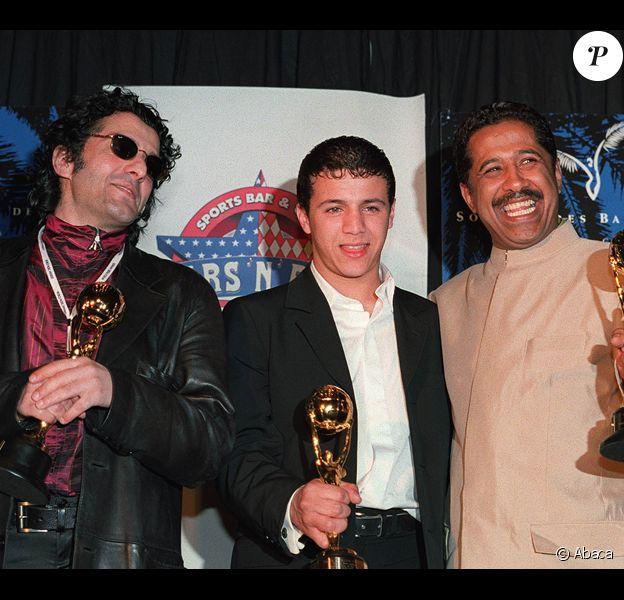 Rachif TAha, Faudel et Khaled, après le succès d'1,2,3 Soleil