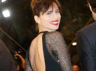 Cannes 2015 : Maïwenn, glamour et dos nu, brille pour le ''Roi'' Vincent Cassel