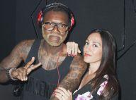Djibril Cissé à Cannes : DJ in love et chaude soirée avec sa belle Marie-Cécile