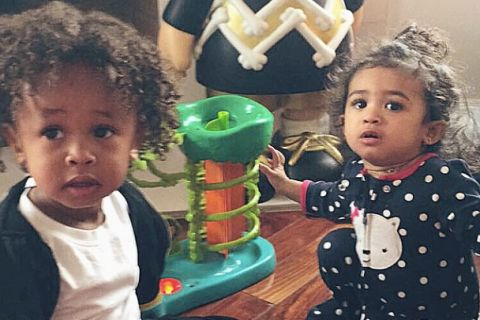 Chris Brown et Tyga : Leurs enfants Royalty et King Cairo, un couple royal !