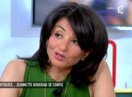 Jeannette Bougrab, réconciliée avec la famille de Charb ? ''Sa maman m'a écrit''