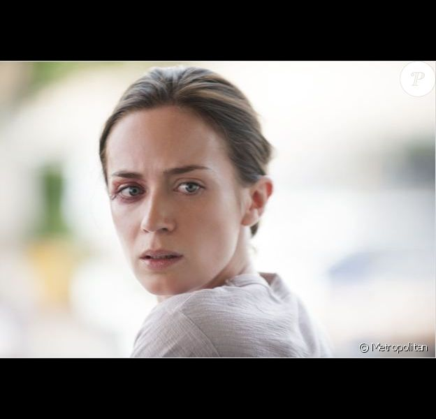 Emily Blunt dans Sicario.