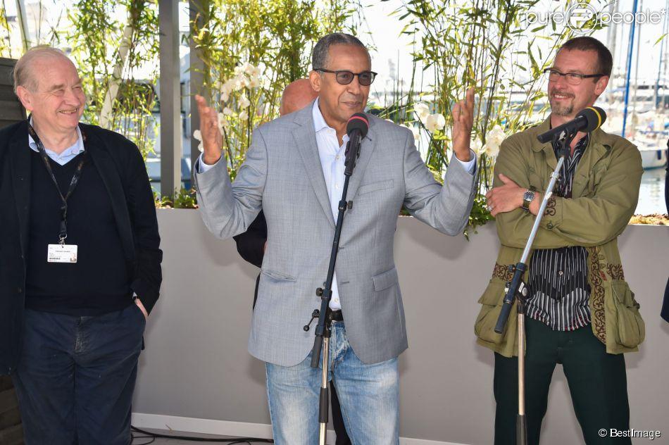Michel ciment et abderrahmane sissako remise des prix for Prix du ciment en france