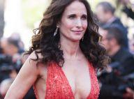 Andie MacDowell : Pourquoi elle avait trop honte d'aller au Festival de Cannes