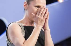 Emmanuelle Bercot, ''l'inconnue'', sacrée à Cannes : Maïwenn, émue et en larmes