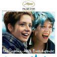 Le film La Vie d'Adèle (2013), 1 036 000 entrées