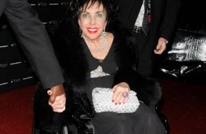 PHOTOS : Elizabeth Taylor va mieux, la preuve !