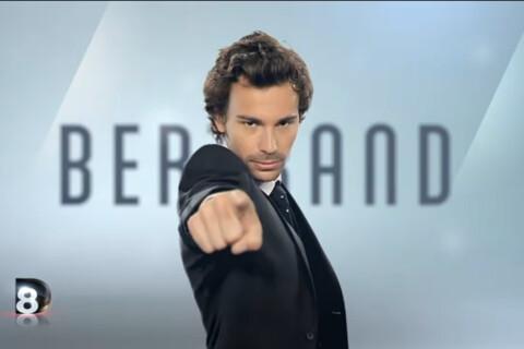 Bertrand Chameroy : Grondé par sa mère après avoir montré ses fesses à la télé !