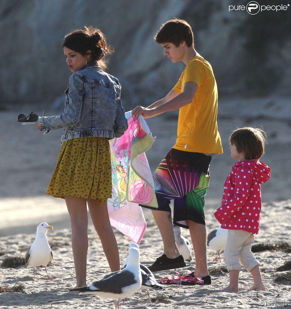 Selena gomez et son compagnon justin bieber ainsi que sa belle famille sur u - Selena gomez et sa famille ...