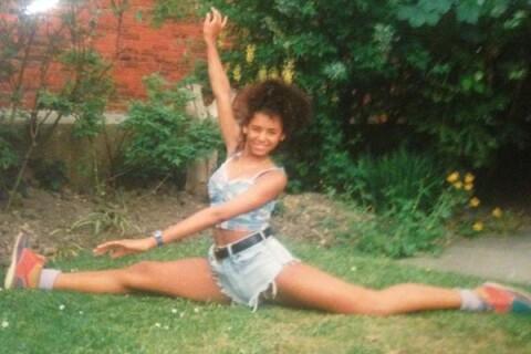 Mel B : Photos de jeunesse et grand écart pour ses 40 ans, sa mère espère encore