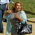 Mildred Baena, la mère de Joseph - Joseph Baena, le fils illégitime de Arnold Schwarzenegger, reçoit le diplôme de son école à Riverside, le 28 mai 2015