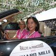 Exclusif - Sylvie Jarier et Pasacle Herpin - 16ème Rallye des Princesses au Paris Golf Country Club de Rueil-Malmaison le 30 mai 2015. Le Paris Golf & Country Club, idéalement situé sur l'Hippodrome de Saint-Cloud, accueille les participantes de cette 16ème édition, dans leur tout nouvel hôtel Le Renaissance qui a ouvert le 24 juin dernier. Le Rallye des princesses traversera la France en 5 étapes de Paris à Saint-Tropez du 30 mai au 4 juin 2015.