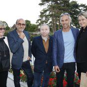Paul et Luana Belmondo : Au top départ d'un événement sportif et glamour