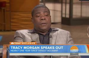 Tracy Morgan ému : Première interview télé après le terrible accident