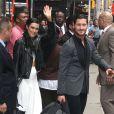 Rumer Willis, fille de Demi Moore et Bruce Willis sur le plateau de Good Morning America à New York le 20 Mai 2015.
