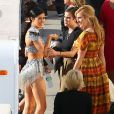 Rumer Willis et Tallulah Willis - Rumer Willis (la fille de Bruce Willis et Demi Moore) gagne Dancing with the stars à Hollywood! Le 19 mai 2015