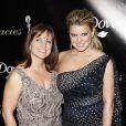 Jessica Simpson et sa mère Tina Simpson - Gracie Awards Gala au Beverly Hilton Hotel de Beverly Hills, Los Angeles, le 25 mai 2010