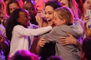 Angelina Jolie a 40 ans : Ado punk, star, maman, femme de Brad Pitt et cinéaste