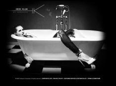 PHOTOS : Quand la splendide Heidi Klum vous invite dans son bain moussant ! (réactualisé)