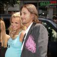 Britney Spears et Kevin Federline, le 10 juillet 2005.