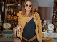 Camille Cottin, enceinte: Instant gourmand avec Audrey Marnay, belle amoureuse