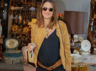 Camille Cottin, enceinte: Instant gourmand avec Audrey Marnay, belle amoureuse