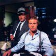 Paul Newman dans L'arnaque avec Robert Redford