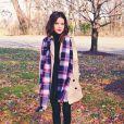 Ingrid Nilsen sur Instagram - décembre 2014